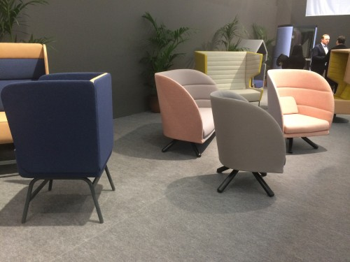Тенденции Stockholm Furniture Fair 2019